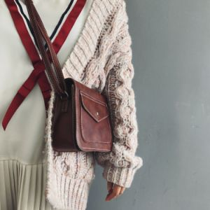 handbag 숙녀 Handbag Fashion PU 가죽 핸드백 어깨에 매는 가방 숙녀 디자이너 핸드백 (WDL0462)