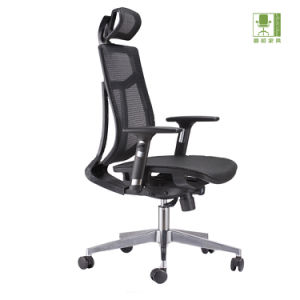 Allgemeiner Gebrauch-Möbel passen Ineinander greifen-Büro-Stühle an