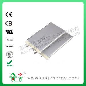 3.7V 8000mAh bateria de polímero de iões de lítio para bateria do laptop