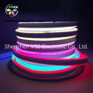 IP68 Weterproof 5050 double face de lampe au néon LED numérique
