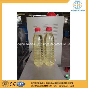 Máquina de destilação de refinação de óleo de plástico