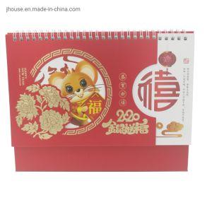Calendário de mesa 2021Pequenas Apagar Horas decoração pode ser personalizado, família e calendário do bebé para Dom promocionais no preço de fábrica
