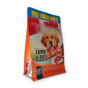 Bolsas de embalaje de plástico bolsas resellables junta lateral 8