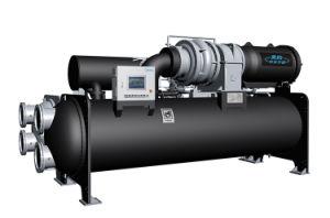 Midea 500RT R134A 380V-50Hz-3pH de la serie de alta eficiencia de los enfriadores centrífugos refrigerados por agua