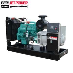 La Chine a fait 10kVA 13kVA 15kVA 20kVA diesel générateur de refroidissement par eau