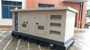100kw 125kVA Yc6b155L-D21エンジンの防音のディーゼル発電機セット