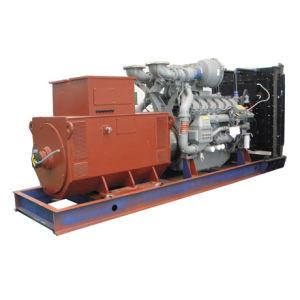 gruppo elettrogeno diesel silenzioso ad alta tensione 11kv 1000kw