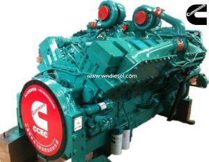 De gloednieuwe Reeks van kta50-G van de Dieselmotor van Cummins