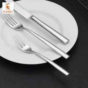 فندق مطعم [ستينلسّ ستيل] سكّين 18/10 (304) شوكة/ملعقة/[نيف1706]