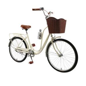 """Senhora da Luz dos aviões de transporte público adulto bicicletas de aluguer de senhoras leve14485 Esg Bicicletas Retro"""""""