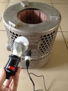 De thermo-elektrische Generator van Protable Pow van de Grootte van de Generator Normale Geschikt voor het Kamperen