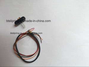 4 canaux distincts Gold-Contacting Slip Ring avec l'ISO/ce/FCC/RoHS