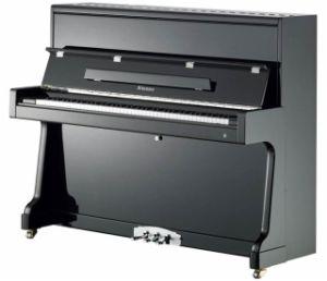 Piano droit E3-121 Schumann de clavier d'instruments de musique