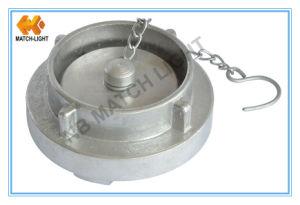 Fire di alluminio Fighting Fitting Storz Coupling (Dust Cap con Chain)