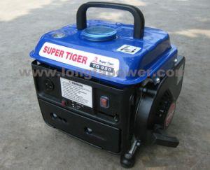 950 가정 사용 휴대용 호랑이 가솔린 발전기