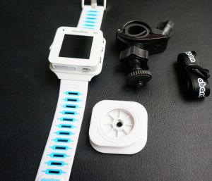 1,55-дюймовый смотреть аккумулятор 550 Ма * ч 500м камера Bluetooth Gms сделать вызов Емкостный сенсорный экран Smart Mobile смотреть