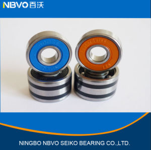 8X16X5 mm rolamento de esferas de entrada profunda skateboard 688