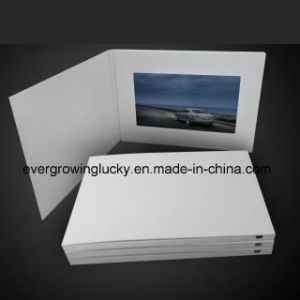 7.0inch LCD Screen Video Greeting Card