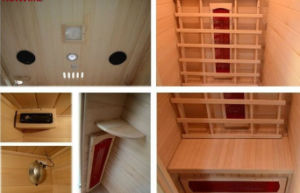 Sauna Großhandels, Innensauna-Raum, trockener Sauna-Schrank