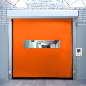 Automatische Selbstwiederherstellbare Belüftung-schnelle Industrie-schnelle Walzen-Tür