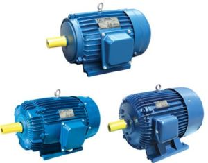 Pole-Changing Multi-Speed Yd Three Phase Electric Motor