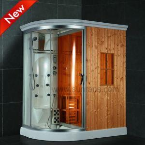 Многофункциональный паровой душ и сауна, зал для комбайна (SR612)