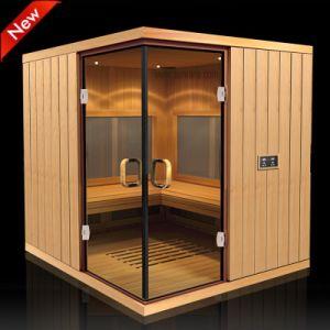 De nieuwe Zaal Van uitstekende kwaliteit van de Sauna van het Ontwerp veel Infrarode