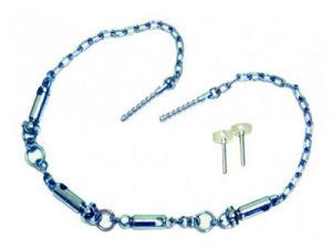 Qualitäts-Militärpolizei-Ketten-Handschellen-Fesseln