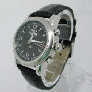 Relógio Mecânico de Aço Inoxidável (HLSL-1012)