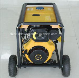 3.0 Generatore portatile diesel monofase di CA di Kw/3.5kw