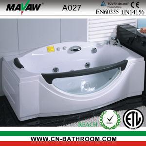 Moda elegante bañera de masaje (A027)