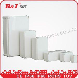 Caixa de junção de plástico impermeável/caixa de terminais de plástico