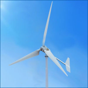 料金のコントローラインバーターが付いている10kw 96V 120V 220V 360Vの交流発電機の風力の発電機