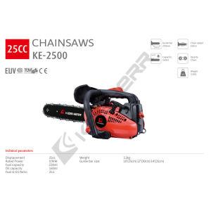 25 cc de EMC, CE, uve certificados tala mano Chainsaw