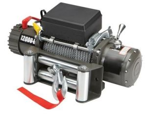 Ce Approved van Truck Winch 12000lbs Wireless 12VDC van de terugwinning
