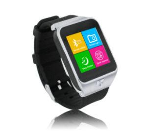 Intelligentes Watch mit Single SIM Card/FM/TF/Bluetooth