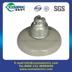 Isolateur en céramique52-3 ANSI/isolateurs en porcelaine avec la norme CEI approuvé