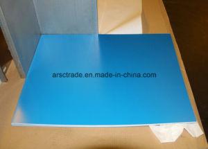 Qualité stable revêtement bleu Ctcp plaque d'impression