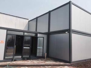 Camera prefabbricata moderna del contenitore per l'appartamento