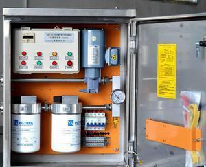ラインOltcの油純化器のロードタップ切換器