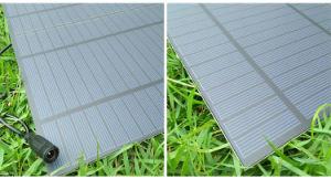 0,1 W Sewability-3.5Painel Solar Pet utilizado no coletor solar e carregador de telemóvel