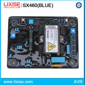 Regulador de tensão automático do gerador SX460