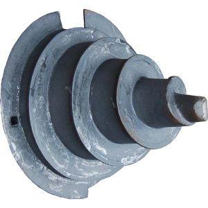 El tornillo sinfín Casting-Mining piezas de maquinaria
