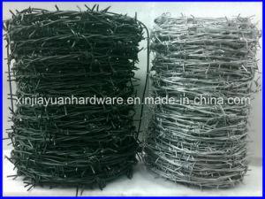 Barbed galvanizzato Iron Wire per Fencing
