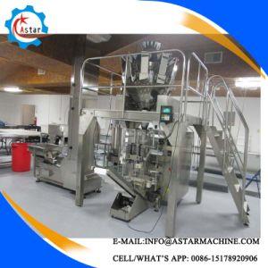 Materiais nítidos fáceis adequado máquina de empacotador Automática