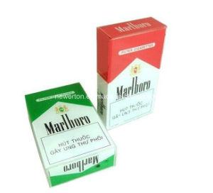 Portátil mini caja de cigarrillos de la señal de celular Jammer