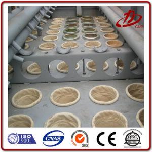Poliestere industriale PPS PTFE, sacchetto filtro della vetroresina di Nomex acrilico del feltro dell'ago