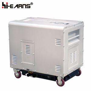 5kw super Stille Diesel Generator voor het Gebruik van het Huis (dg6500se-n)