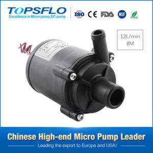 mini acqua senza spazzola della pompa delle caratteristiche delle pompe di CC 12V o 24V
