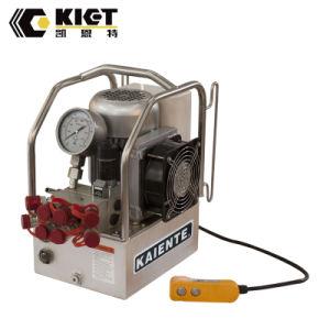 La Chine fournisseur Kiet marque électrique ultra haute pression de la pompe hydraulique